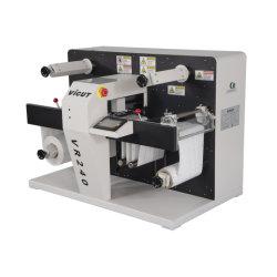 라벨 표기 Slitter Rotary Die Cutting Machine Two Die Cut Station