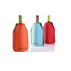 Wein-Flaschen-Kühlvorrichtung-einfrierender Eis-Verpackungs-Gel-HülseTote