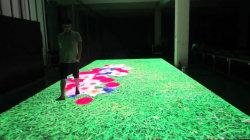 Luxus Licht bis empfindliche P6,25/P5,02 Video Bodenfliesen Interaktive LED Tanzfläche
