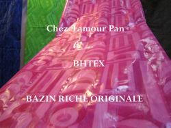 Bazin Riche XL Ghalilah шелковую драпировку Shadda Thioup Brocade