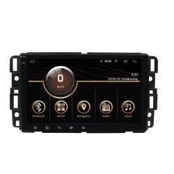 شاشة Android IPS قياس 8 بوصات، مشغل GPS للسيارة لأقراص DVD من Buick جيب [غمك] [شفروليه] [تهو] [ترفرس] [يوكون] [تهو] أكاديا [همر] [ه2