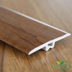 De t-vormende Toebehoren van de Vloer t-Vormt de VinylToebehoren van pvc van SPC
