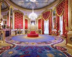 100% Wolle-handgemachtes büscheliges Hotel-Handelsbüro-Fußboden-Teppich-Wolldecke u. Matte