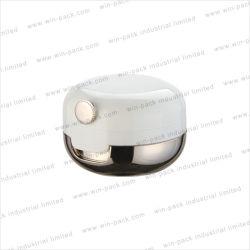 Cassa allentata bianca rotonda della polvere di vendita calda di Winpack per imballaggio cosmetico