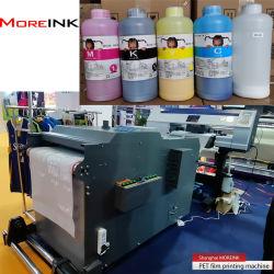 Enjet непосредственно на футболку DTG ПЭТ-пленку текстильный принтер с присыпкой потрясти машины
