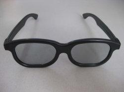 Kunststoff Linear polarisierte 3D Gläser für Kinder (LP18GTS01C)