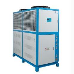 Refrigeratore industriale di raffreddamento della macchina dell'evaporatore della bobina di Thermoforming del rotolo 3~30p del laser di azienda privata piccola dell'acqua per l'aria della muffa raffreddata come creatore di refrigerazione dell'acqua