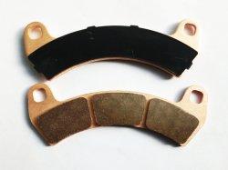 На заводе Ngbbp предлагает Fa680 металлокерамические ATV тормозных колодок для Polaris Rzr XP Turbo