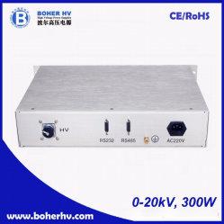 Alimentación de alta potencia 20kV 300W para uso general LAS-230VCA-P300-20K-2U