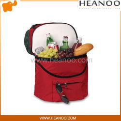 Выдвиженческим изолированные пикником мешки коробки пакета льда охладителя обеда холодные