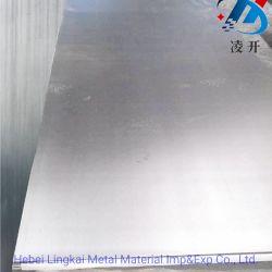 Feuille en aluminium/aluminium toiture/plaque en aluminium