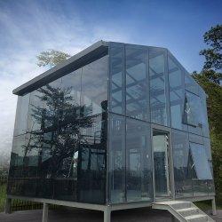 100% anti-UV Low-R vetro termoisolante per edifici