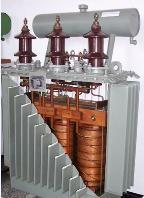 저소음 콤팩트 구조 주거용 공랭식 건식 변압기