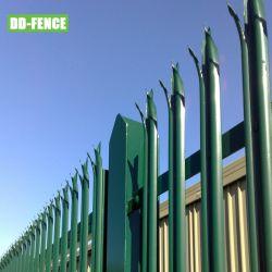 D/W Type d'un seul fait de la palissade Clôture