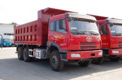 FAW Jiefang 340HP 6X4 pour la vente de camion à benne