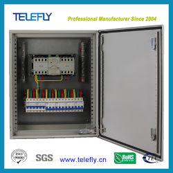 Для использования вне помещений IP 65 Распределение питания кабинета, источника питания, OEM-электрические дела