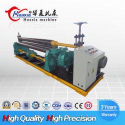Máquina de laminação simétrica hidráulico com três cilindros