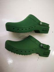 De medische Schoenen die van het Etiket van Pantoffels Privé Plastic Schoenen van het Gebruik Pte/EVA van Schoenen de Antislip Medische voor PPE van het ziekenhuis van de Levering van Laboratoria Medische verzorgen