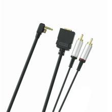 PSP 2000/Slim d un câble AV (JT-1200404) Les accessoires de jeux