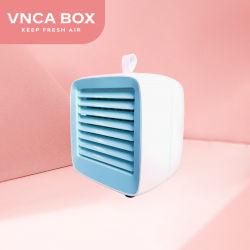 Bateria recarregável portátil com alimentação do resfriador de ar para o pedestal pequena mão mini USB do GMV
