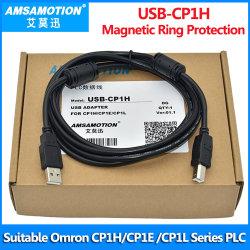USB-CP1H PLC ケーブルは、オムロン CP1H Cp1e Cp1l Cp1g シリーズに適しています PLC ダウンロードライン
