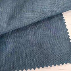 Polyester avec retardateur de flamme en daim/Fabrc en daim ignifugé