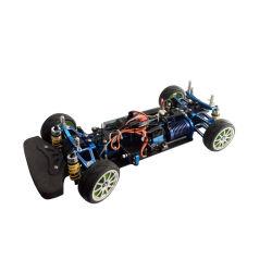 RTR 1/10 4WD na estrada RC Racing carro