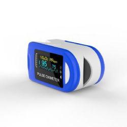 OLED дисплей TFT цифровой Oximetro пульсоксиметрии кончиком пальца