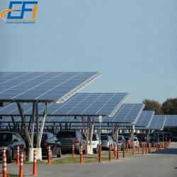 Алюминий Foundation автомобильная стоянка солнечная панель кронштейн C каналы для Carport солнечной энергии