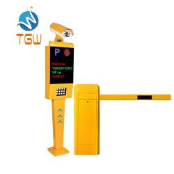 Alta Qualidade Número Automático do Reconhecimento da placa de estacionamento do sistema de gestão