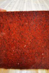 Teñido de alta calidad de losa de granito rojo G602 directa de fábrica de piedra natural
