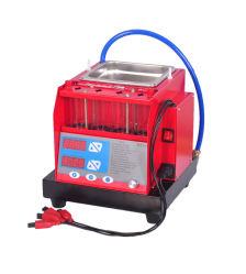 2020 최신 연료 분사 장치 세탁기술자 & 검사자 초음파 청소 여물통 붙박이 4 단지 인젝터 청소 기계 (MST30)