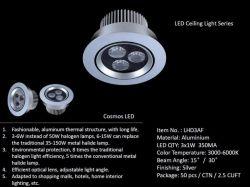 3 Вт Светодиодные потолочные лампы (DG3AF)