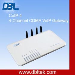 4 Gateway di VoIP CDMA dei canali (CoIP-4)