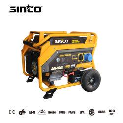 Sinco ライトおよび電池が付いている携帯用無等ガソリン発電装置