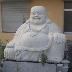 Decoración Handmadetraditional Garden Park estatua de Buda de la Escultura religiosa
