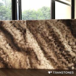 [بكليت] جدار مرمر لوح حجارة اصطناعيّة