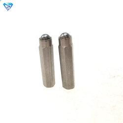 Los componentes de las piezas de desgaste de carburo de tungsteno bolas de válvula