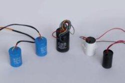 洗濯機(円形のプラスチックケース)のためのFbcap013コンデンサー