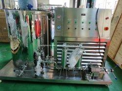 Parfum pneumatique Semi-Auto Cap-Crimping Cap-Pressing Machine de remplissage