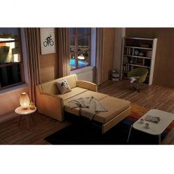 Современная больница спальный диван Futon диваном-кроватью кушетки металлической раме трансформатора диван-кровать складная кровать кресло