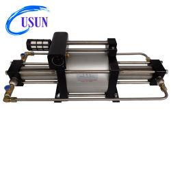 Modelo Usun: Gbd cilindro transferência ou reabastecer a caixa de ar de ação dupla pressão de gás da Bomba Auxiliar