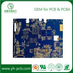 PCB&PCBA Fabrik SMT BAD-blank gedruckte Schaltkarte und elektronische Bauelemente
