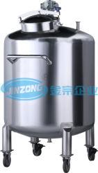 Serbatoio del cristallizzatore del reattore dell'impastatrice dei contenitori a pressione dell'acciaio inossidabile