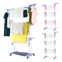 Strong le séchage des vêtements de pliage Rack/sèche-linge (DS-CR368)