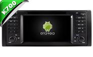 Witson Android 9.0 аудиосистема для BMW E53 мультимедийной системы навигации GPS встроенный DSP 2g 16g плеер