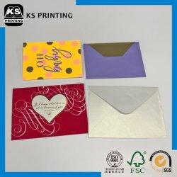 쉬운 접착제 봉투 및 인사장