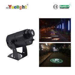 2021 Hotsale 100W logotipo LED de exterior de publicidade a luz do projetor MARCAÇÃO RoHS