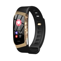 E18 Bluetooth Hotselling Reloj inteligente con el polvo, resistente al agua IP67.