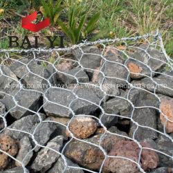 De Kooi Gabion van de Steen van de Kostprijs van Lowes voor Behoudende Muur
